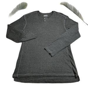 BKE Sage Long Sleeve Pullover Men's Shirt  L